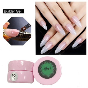 eBay&Amason top 10 selling extension gel long lasting soak off nail art builder extension gel