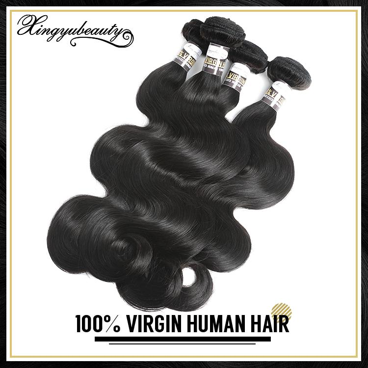 Professional 100% human hair, brazilian human hair wet and wavy weave, cheap human hair bundles