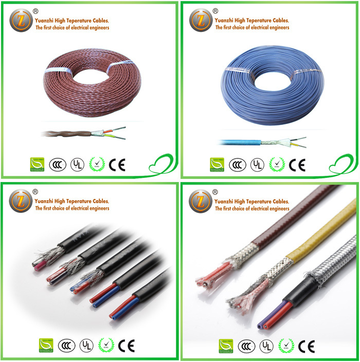 Heat Resistant Thermocouple Wire : Pt type thermocouple wire copper buy