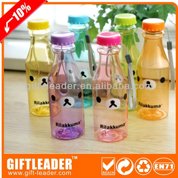 plastic shake bottle XSM0302