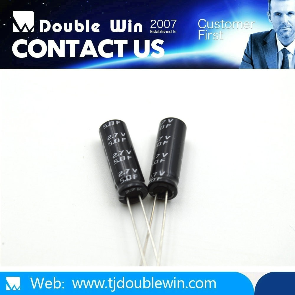 Wholesale super capacitor 2.7v 10f, thailand standard capacitor on sale