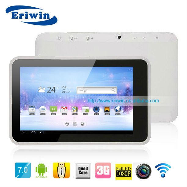 ZX-MD7010 cheapest dual core dual sim 7 inch google android 4.0.3 tablet pc netbook mid