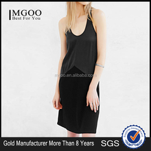 MGOO OEM/ODM China Fashion apparel Wholesale For Women Custom One Piece Party Backless Casual Dress#25206091