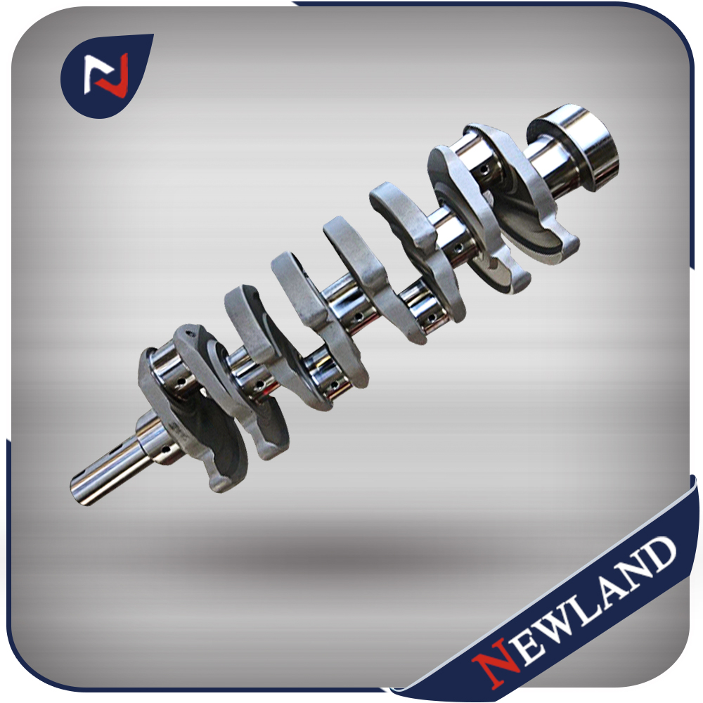 Custom Billet Crankshaft for Ford BD Narrow Crankshaft