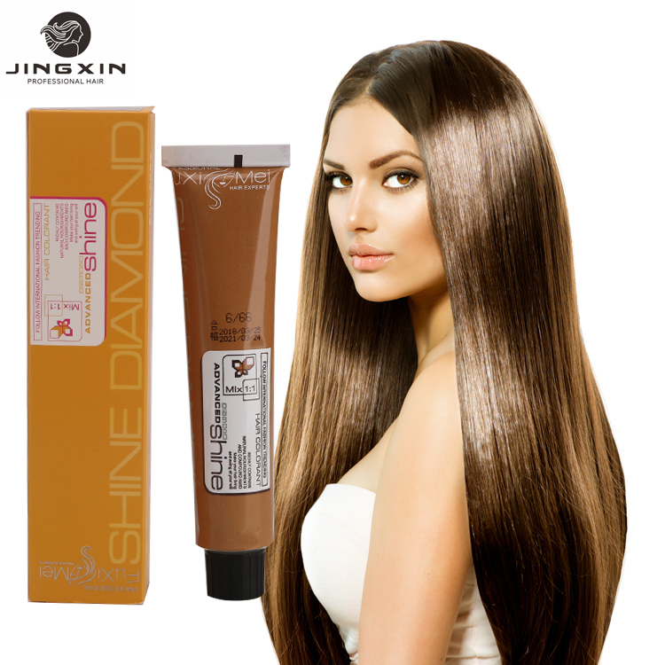 wholesale harmless no fade organic color professional hair dye color  non allergic colorant color dye  cream for salon