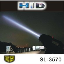 Portable Hunting 70W Explosion-Proof HID Torch Light Searchlights