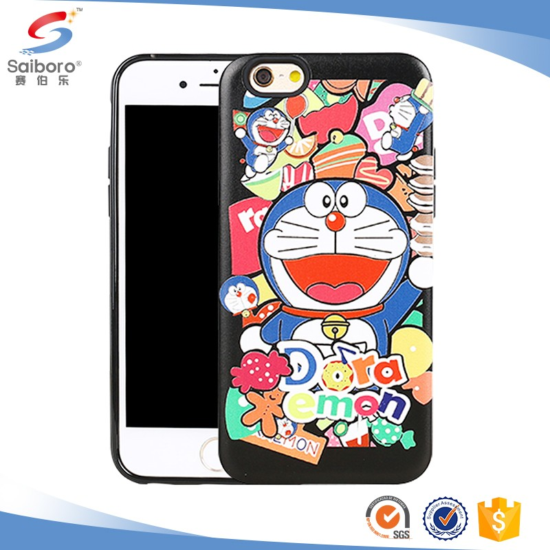 Trade assurance for iphone 7 tpu case cartoon