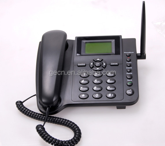 Wireless Telephone for Home GSM Fixed Wireless Telephone Office Phone