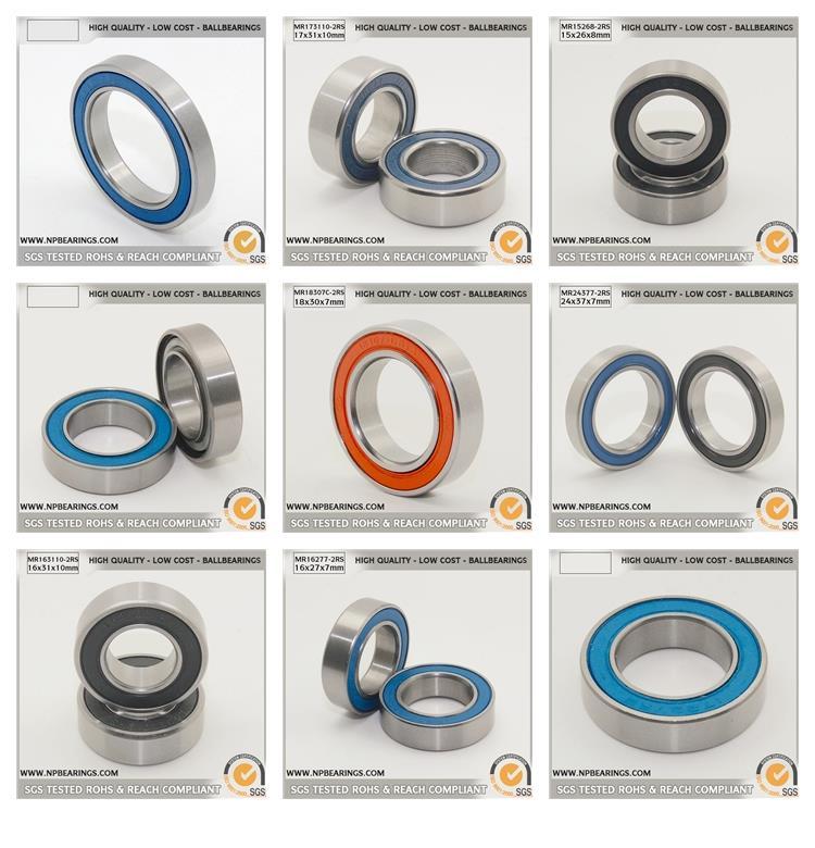 Cn Bike Transmission Bearing 16x31x10 Ceramic Hybrid Ball 163110