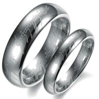 New coming OEM quality cheap wholesale men tungsten ring from China workshop WJ234