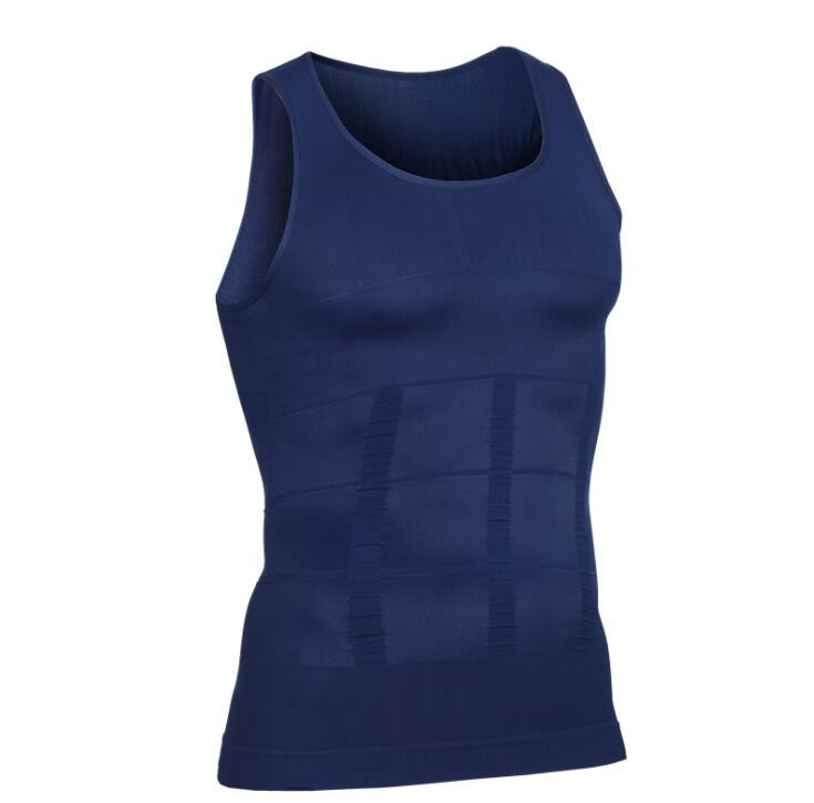 Hot sale men's sports tight t shirt jogging running men gym wear wholesale 21