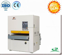 wood mdf veneer plywood sanding machine