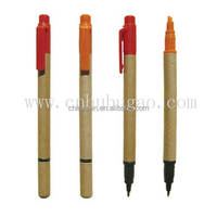 Promotional paper pen/recycled paper pens/recycle ball pen