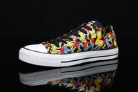 Newest style most popular canvas pu upper casual shoes for women