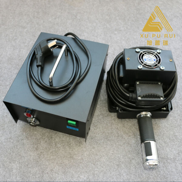 1kw hand-held uv curing machine including uv lamp ,trigger, ballast , reflector for coating and printing equipment