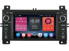 otojeta 4G lite Android 6.0 car DVD player for Grand Cherokee 2012 audio radio headunit stereo gps navi multimedia tape recorder
