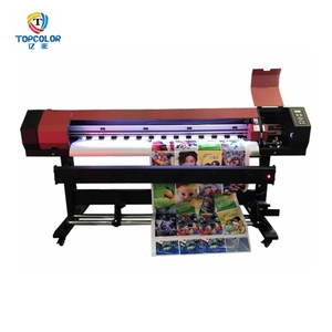 TC-1800S single head cmyk sublimation thermal inkjet photo printer 1.6m 1.8m thermal sticker printer