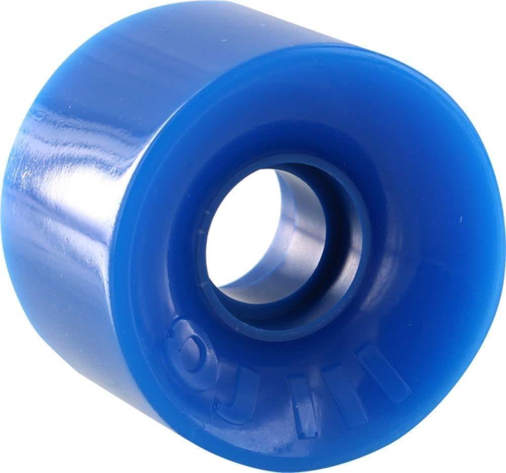 OJ Wheels III Hot Juice Mini Blue Longboard Wheels - 55mm 78a (Set of 4)