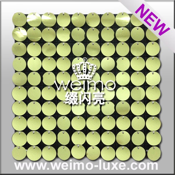 2015 New Sequin Recycled Plastic Cutting Board