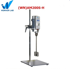 WORNER High Efficiency Low Noise Lab High Shear Mixer Price