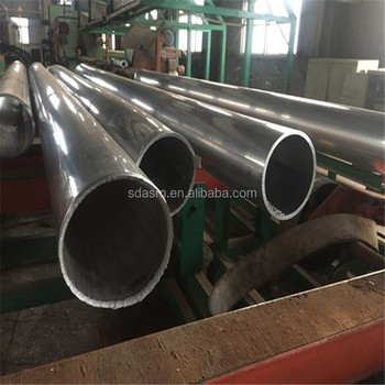 6063 6061 T5 T6 Mill Finish or Polishing Extrusion Aluminium Tube/Pipe