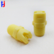 Plastic PP HVV Type VeeJet Flat Fan Spray Nozzle