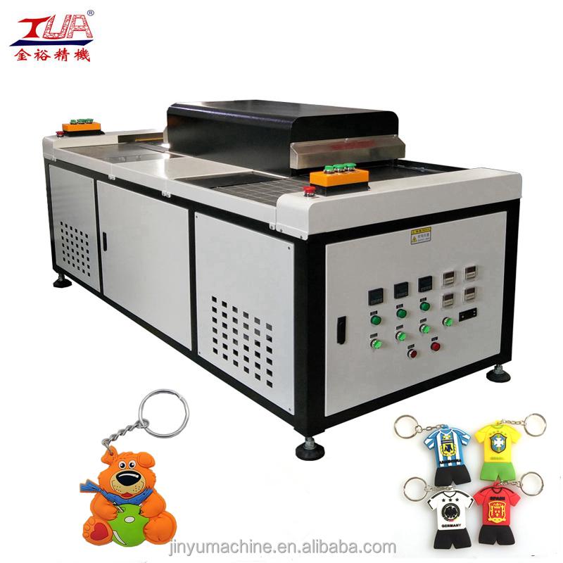 Full Automatic pvc 3d keychain baking machine