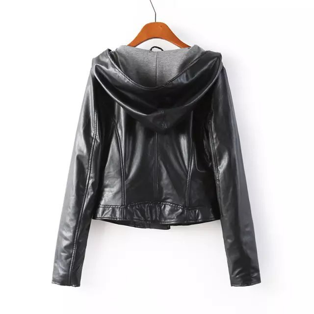 Cheap Leather Hooded Jacket For Men, find Leather Hooded Jacket ...