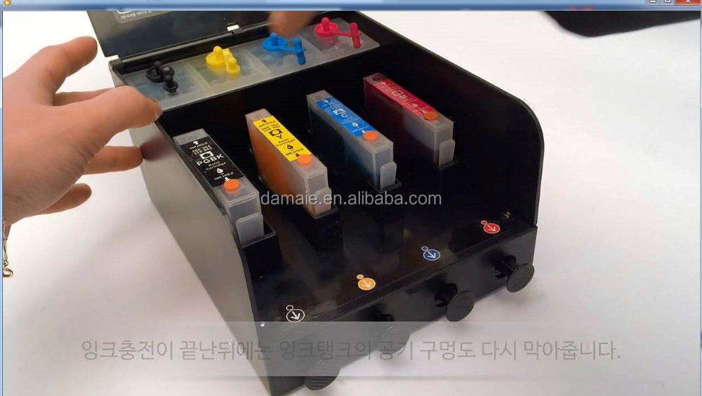 Ink Refill Tool Kits Machine For HP 803 FOR Epson t5852 for Canon ix6560 Refill Ink Cartridge