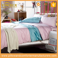 Factory price cheap wholesale beautiful designed bamboo bed sheets bedding set