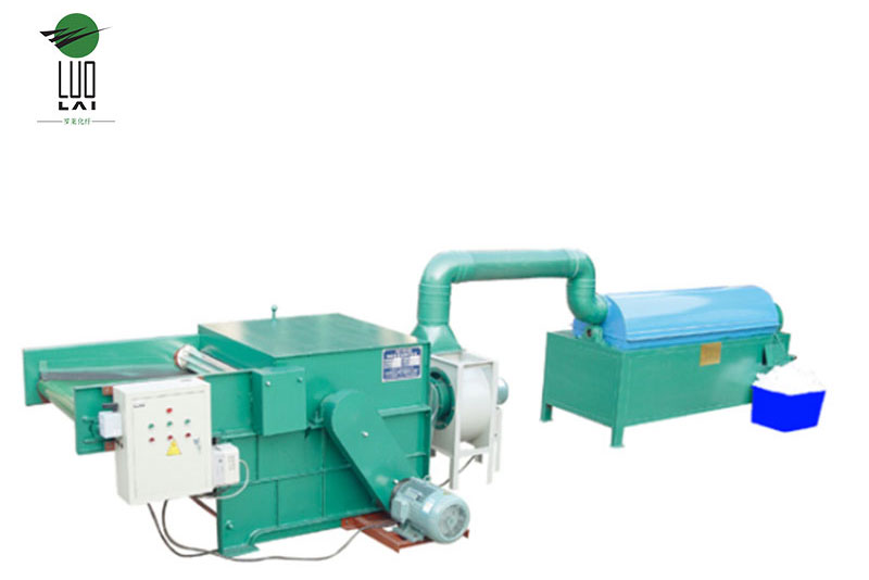 PQR-428 Type pearl ball cotton opening machine fiber cotton for sale