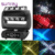 Dj Party Colorful 16Pcs 25W Auto Control Unlimited Roller 360 Beam Light 4-In-1 Led Moving Head For Dj Night Club