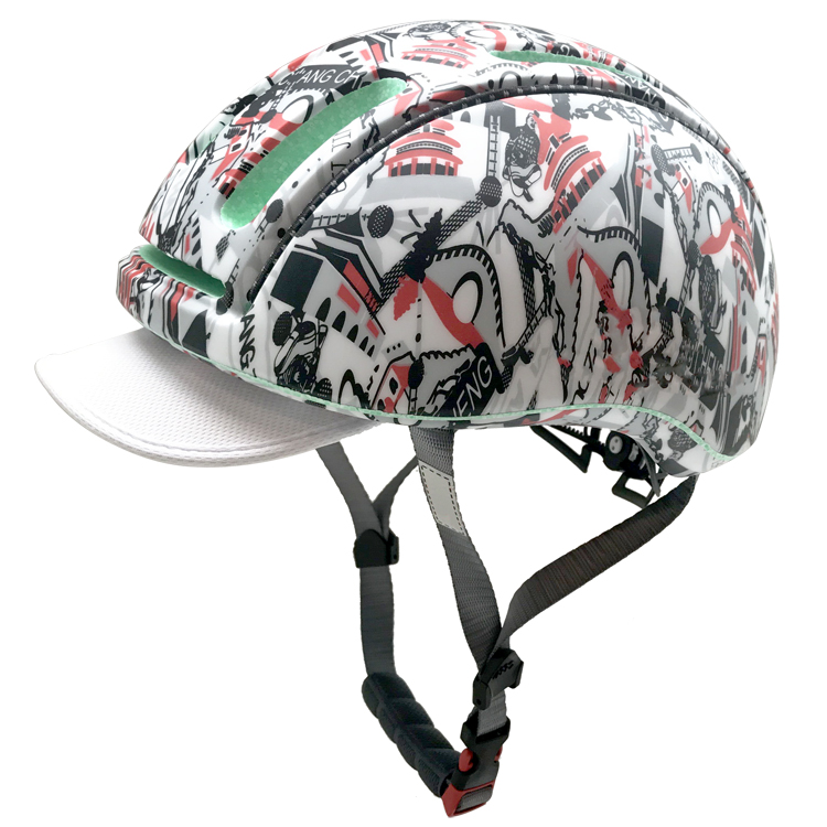 Urban-Commuter-Electric-Bike-Helmet-With-Removable