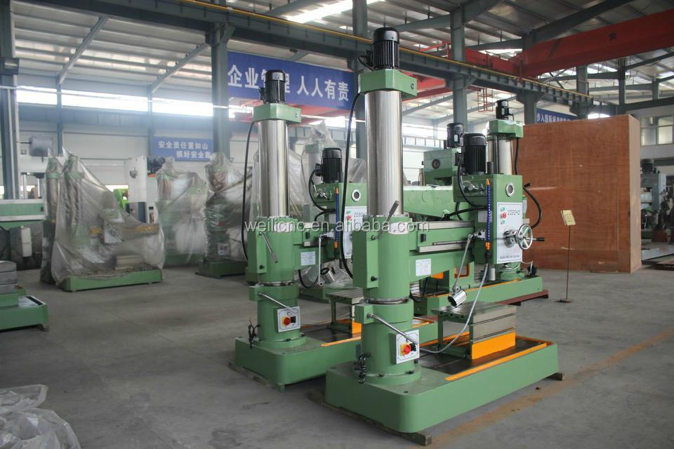 Radial Drilling Machine Price,China Radial Arm Drill Press ...