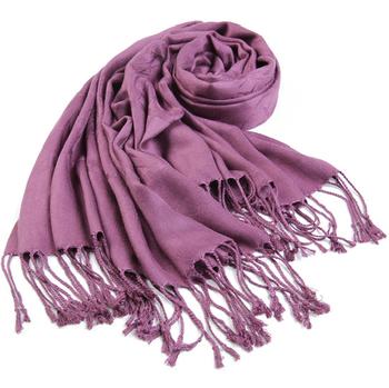 5a879e3d5da3a Wholesale new product winter100% bamboo scarf,plain jacquard women scarves,  wild warm scarf