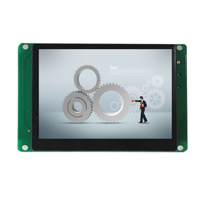 serial display with RS232 / TTL interface 3.5 inch tft lcd module IPS lcd screen for industrial application