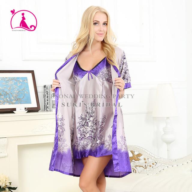China Silk Night Gown Dress Wholesale 🇨🇳 - Alibaba