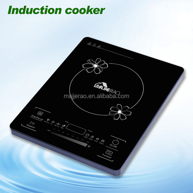 2015 hot sales induction and halogen cooker