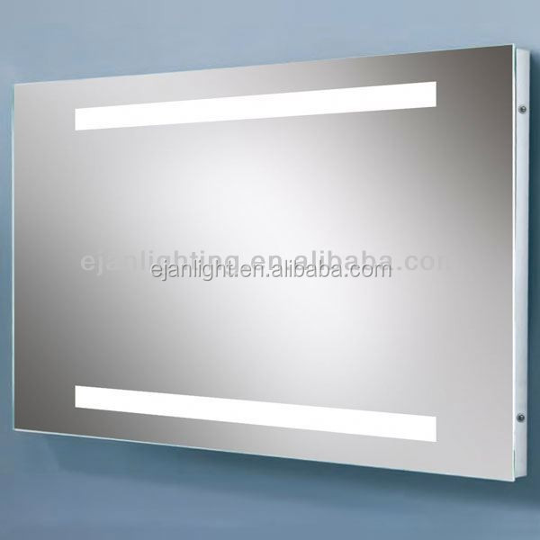 Anti-fog Wall Mounted Fogless Electric Shower Mirror