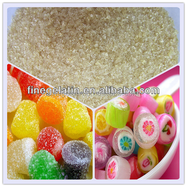 Halal Natural Bovine Jelly Flavored Powder Gelatin Price
