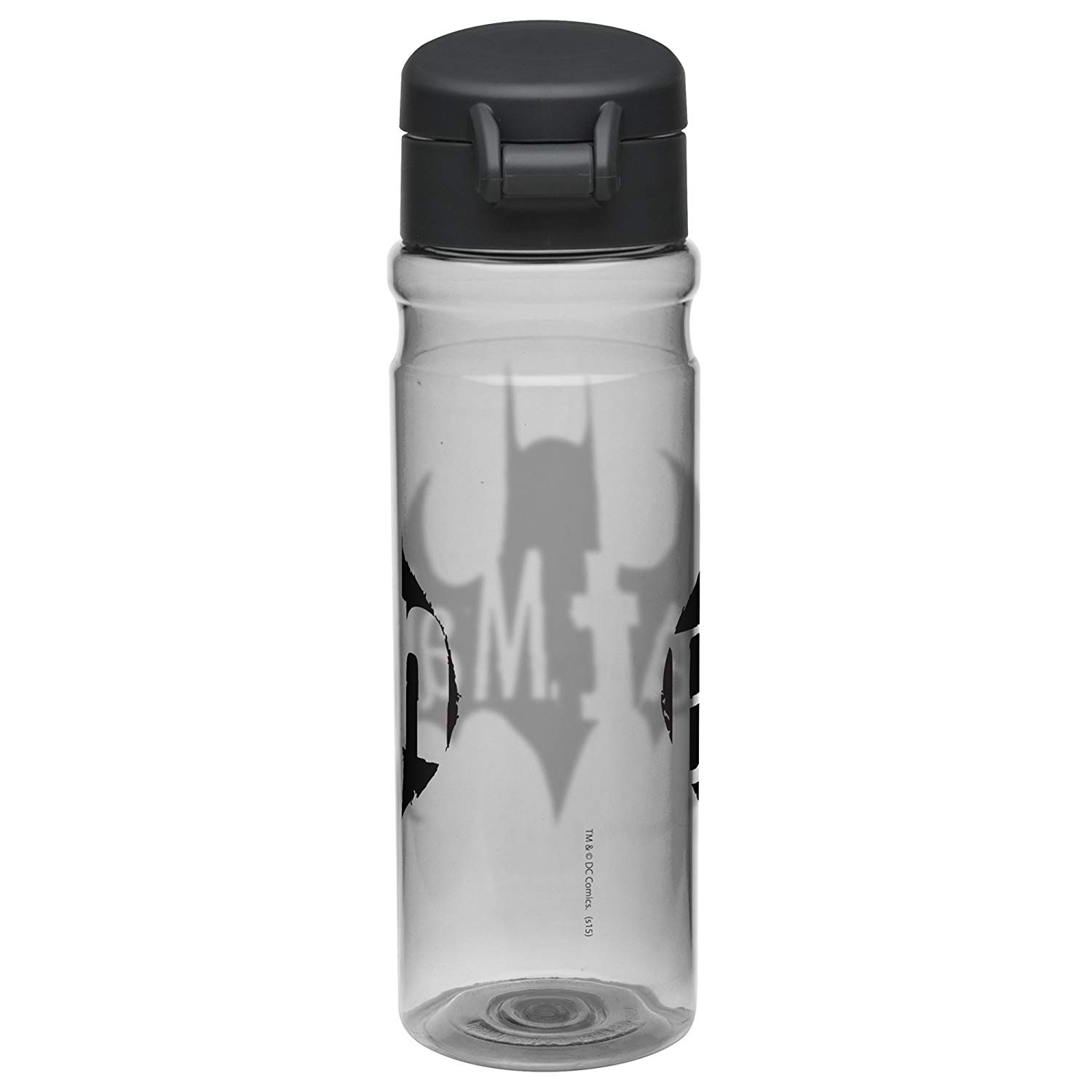 905d89542c Get Quotations · Zak! Designs Tritan Water Bottle with Flip-top Cap  featuring DC Comics Retro Batman