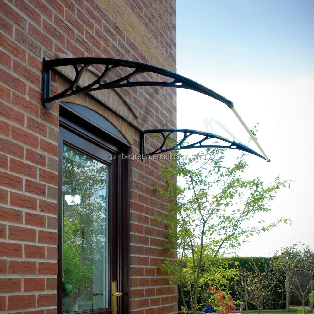 Auvent Balcon avec egr1000 freesky auvent en aluminium pour balcon,haute qualité