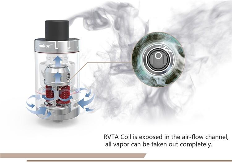 New vapor smoke anubis box mod custom vape bands