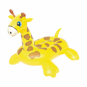 Cheap wholesale PVC colorful deer design baby swim pool inflatable water pool float