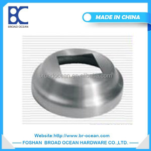 handrail pipe hole cover plate/stainless steel hole cover plate DC-12