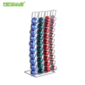 Home Use 40pcs Nespresso Coffee Capsule Dispenser