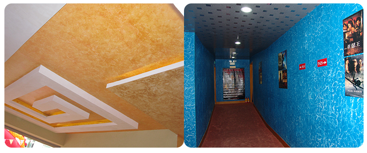 Rich Texture,classical Interior Iridescent Paints,paint Colors