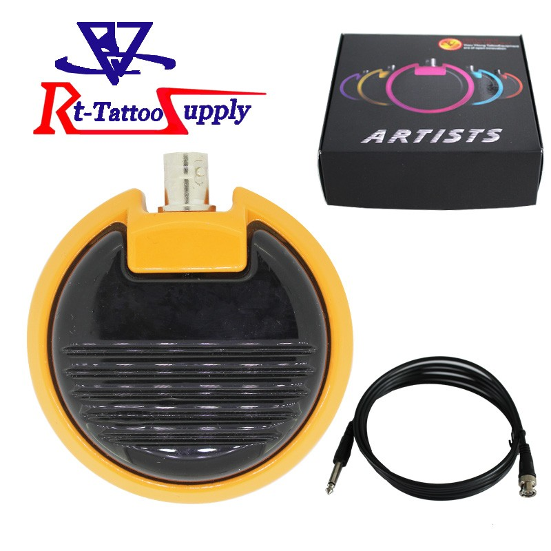 High-quality homemade tattoo foot pedal sails for business for tattoo power supply-6