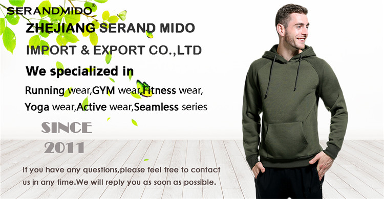 Custom logo 280gsm high quality plain white pullover sweatshirts oversized blank hoodies for men