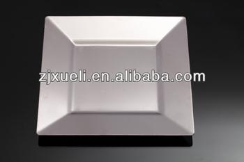 Disposable Silver Plastic Plate& Elegant Plastic Party Plates - Buy ...